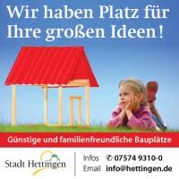 Günstige und familienfreundliche Bauplätze